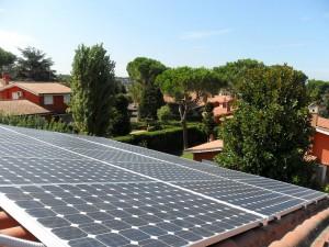 Impianto Fotovoltaico 5,94 kWp Ciampino RM