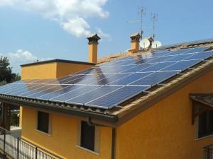 Impianto Fotovoltaico 5,88 kWp Roma