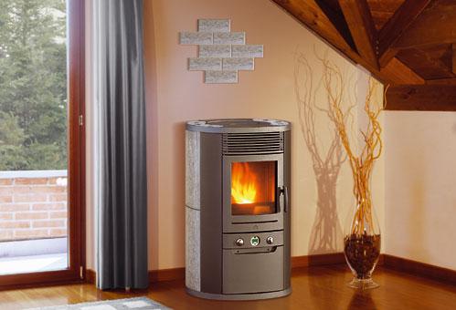 Carosi impianti sviluppo tecnologie impiantistiche - Stufe a legna per riscaldamento termosifoni ...